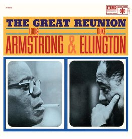 Louis Armstrong & Duke Ellington - Great Reunion