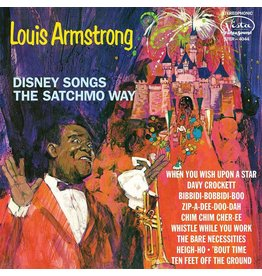 Louis Armstrong - Disney Songs The Satchmo Way