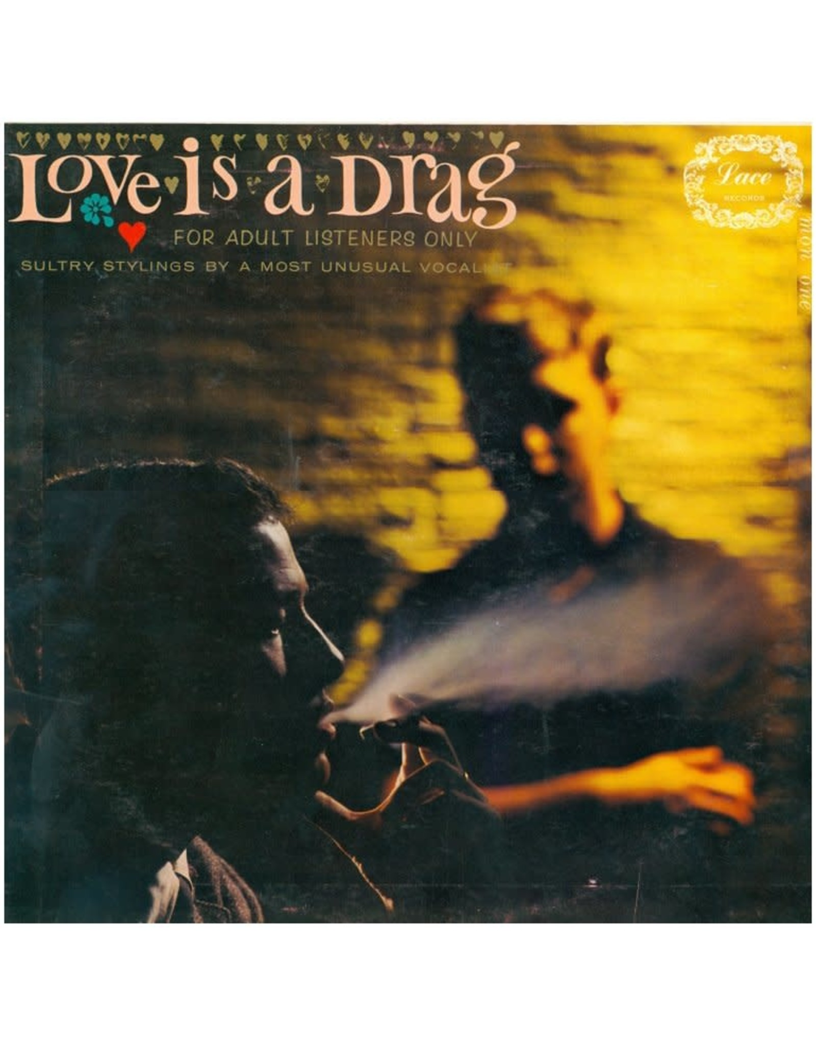 Love Is A Drag - For Adult Listeners Only (Gold Vinyl)