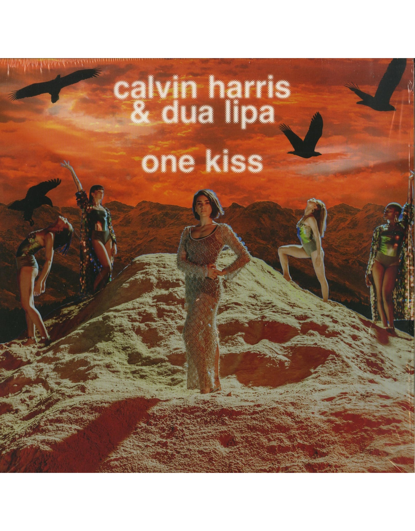 "Calvin Harris / Dua Lipa- One Kiss (12"" Single) [Picture Disc]"