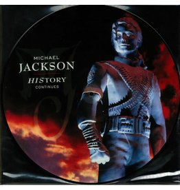 Michael Jackson - HIStory Continues (Picture Disc)