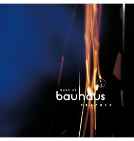 Bauhaus - Crackle: Best of Bauhaus (Ruby Vinyl)