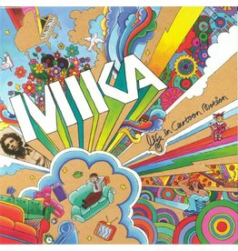 MIKA - Life In Cartoon Motion (Music on Vinyl)