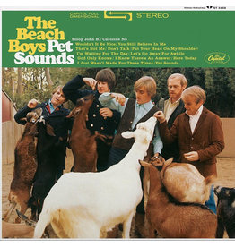 Beach Boys - Pet Sounds (50th Anniversary Stereo Edition)