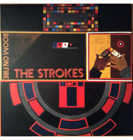 Strokes - Room On Fire (Flame Orange Vinyl)