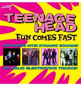 Teenage Head - Fun Comes Fast (Pink Vinyl)