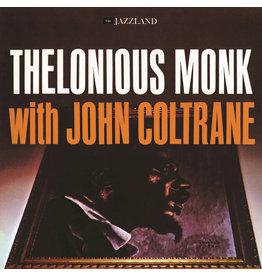 Thelonious Monk & John Coltrane - Monk / Coltrane