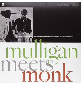 Thelonious Monk/ Gerry Mulligan - Mulligan Meets Monk