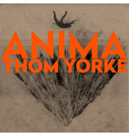 Thom Yorke - Anima (Exclusive Orange Vinyl)