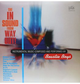 Beastie Boys - In Sound From Way Out! (Instrumental)