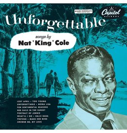Nat King Cole - Unforgettable (Capitol '75)