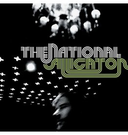 National - Alligator (Lime Green Vinyl)