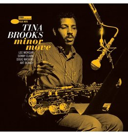 Tina Brooks - Minor Move (Blue Note Tone Poet)