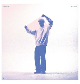 Toro Y Moi - Boo Boo (Blue Marbled Vinyl)