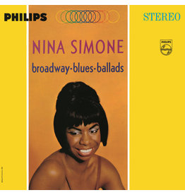 Nina Simone - Broadway, Blues, Ballads