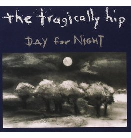 Tragically Hip - Day For Night (Silver Vinyl)