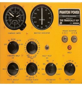 Tragically Hip - Phantom Power