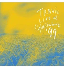 Travis - Live at Glastonbury '99 (Exclusive Blue Vinyl)