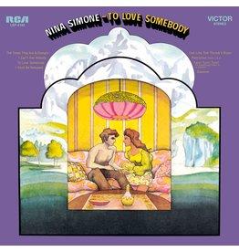 Nina Simone - To Love Somebody (Music On Vinyl) [Purple Vinyl]