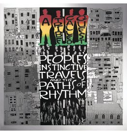 Tribe Called Quest - People's Instinctive Travels & The Paths of Rhythm