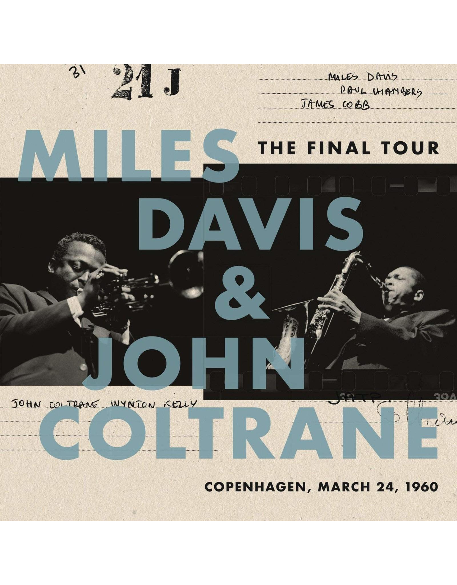 Miles Davis / John Coltrane - Final Tour: Copenhagen 1960