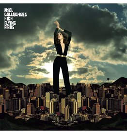 Noel Gallagher's High Flying Birds - Blue Moon Rising (Exclusive Gold Vinyl)