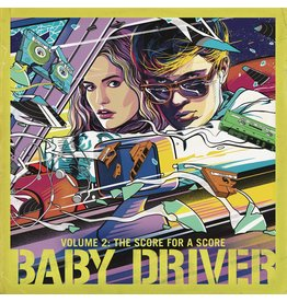 Various - Baby Driver V2: Score For a Score