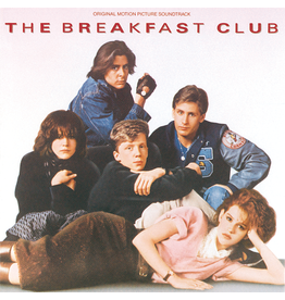 Various - Breakfast Club (Music From The Motion Picture)