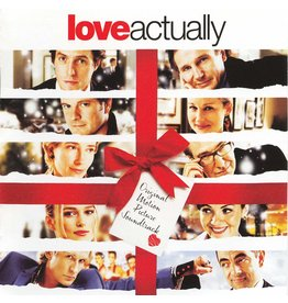 Various - Love Actually (Music From The Film) [Candy Cane Vinyl]
