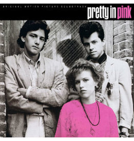 Various - Pretty In Pink (Pink Vinyl) (Original Motion Picture Soundtrack)