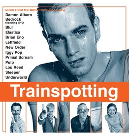 Various - Trainspotting (Music From The Film)  [20th Anniversary Orange Vinyl]