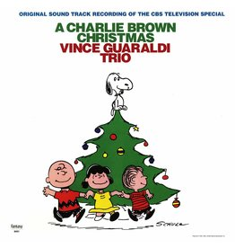 Vince Guaraldi Trio - A Charlie Brown Christmas (Green Vinyl)