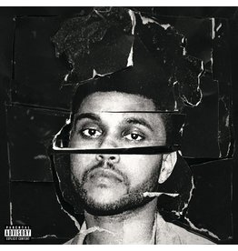Weeknd - Beauty Behind The Madness (Yellow / Black Spatter Vinyl)