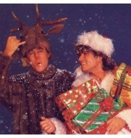 """Wham! - Last Christmas 7"""" (White Vinyl)"""