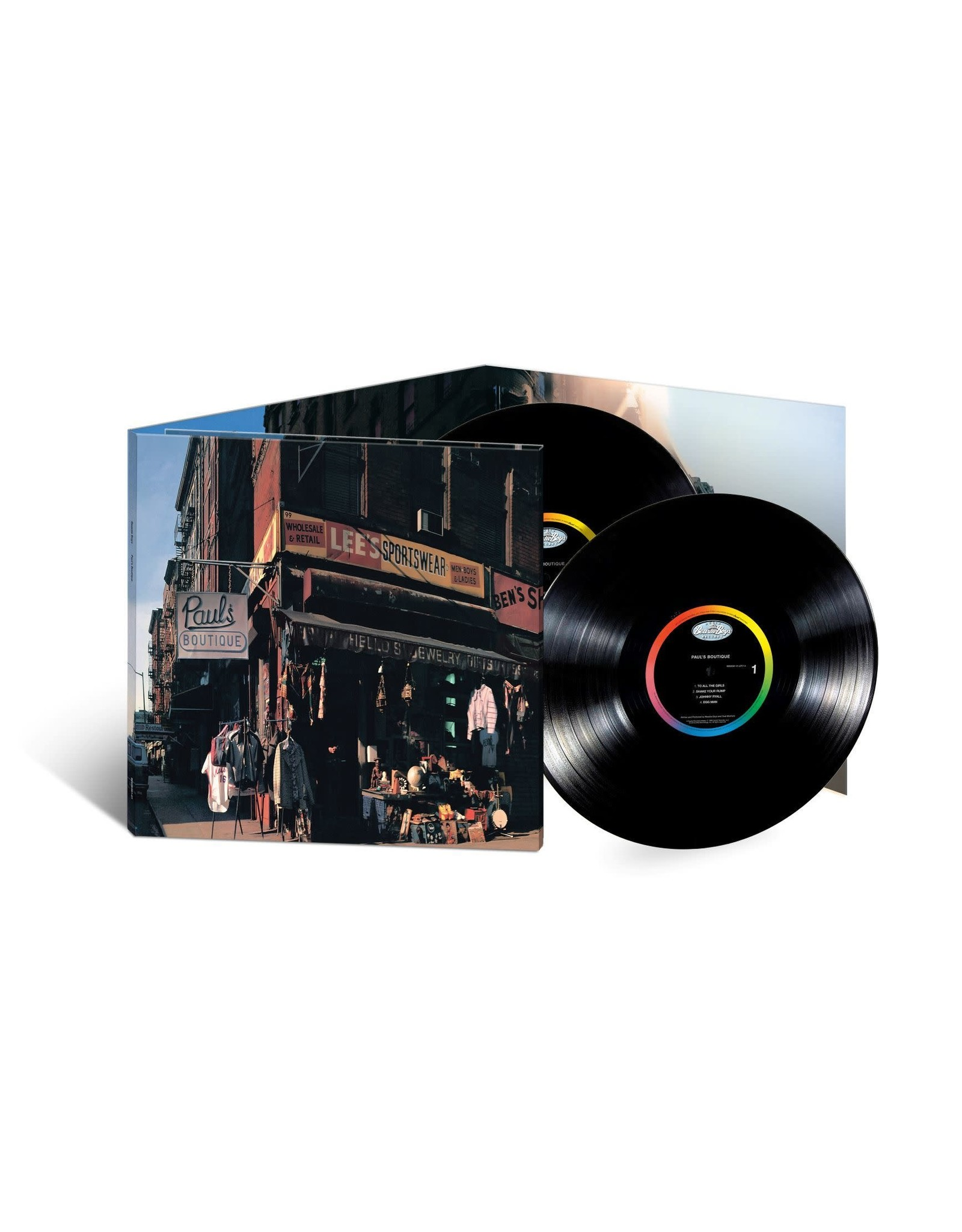 Beastie Boys - Paul's Boutique (30th Anniversary)