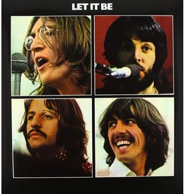 Beatles - Let It Be (2009 Stereo Mix)