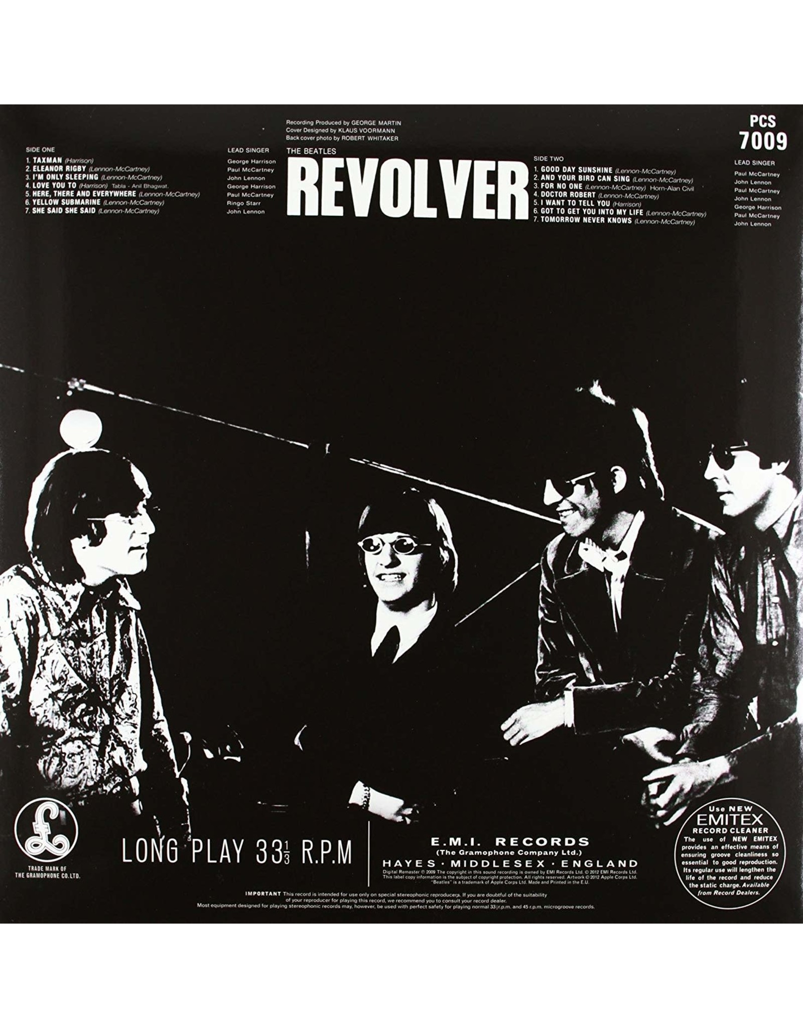 Beatles - Revolver (2009 Stereo Mix)