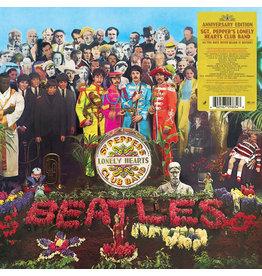 Beatles - Sgt. Pepper's Lonely Hearts Club Band (50th Anniversary Stereo Mix)