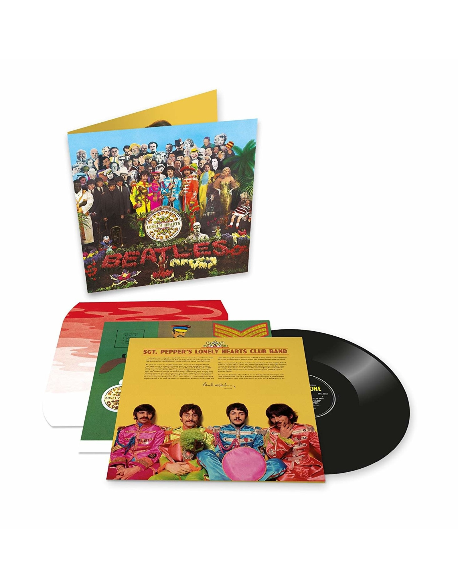 Beatles - Sgt. Pepper's Lonely Hearts Club (2017 Stereo Mix)