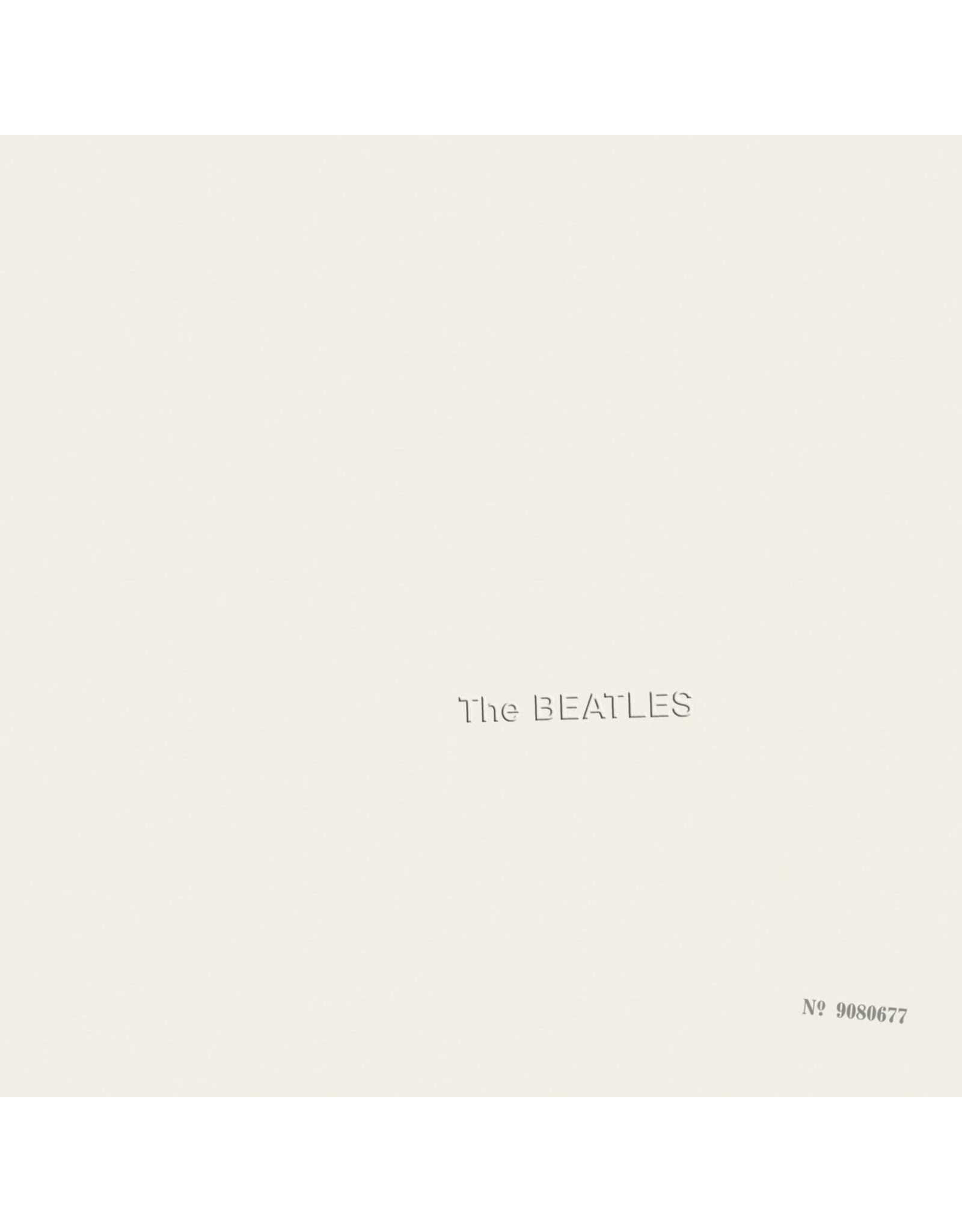 Beatles - White Album (50th Anniversary Deluxe Edition)