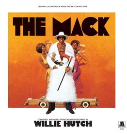 Willie Hutch - Mack (Music From The Motion Picture)
