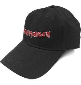 Iron Maiden / Classic Logo Baseball Cap