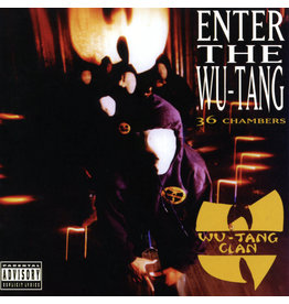Wu-Tang Clan - Enter The Wu-Tang (Yellow Vinyl)