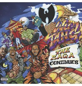 Wu-Tang Clan - Saga Continues