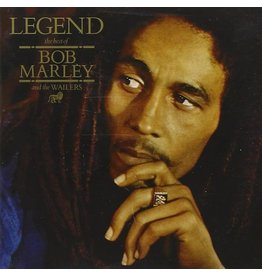 Bob Marley & The Wailers - Legend (30th Anniversary Rasta Vinyl)