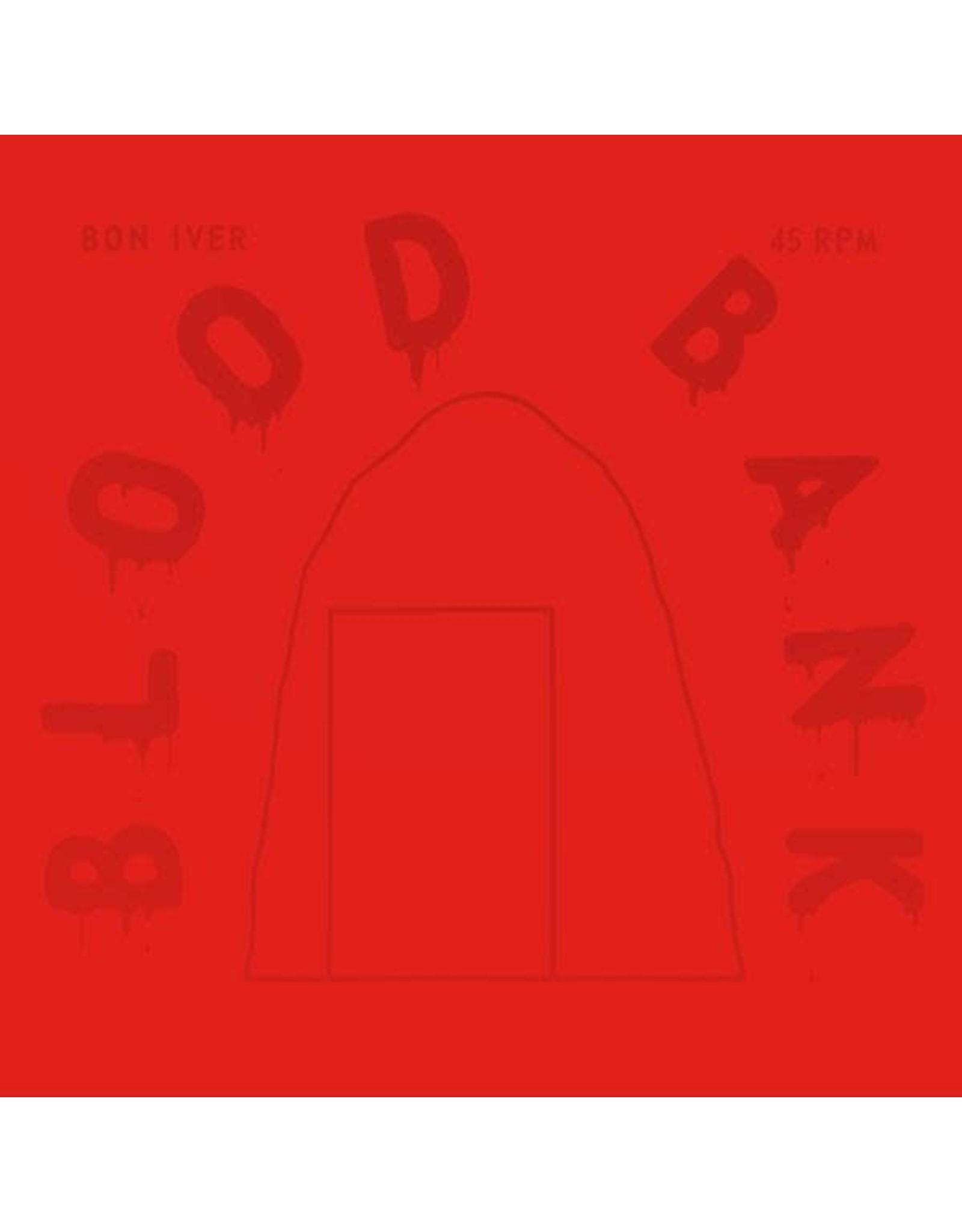 Bon Iver - Blood Bank EP (10th Anniversary Red Vinyl)
