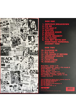 Black Flag - The First Four Years (Singles)