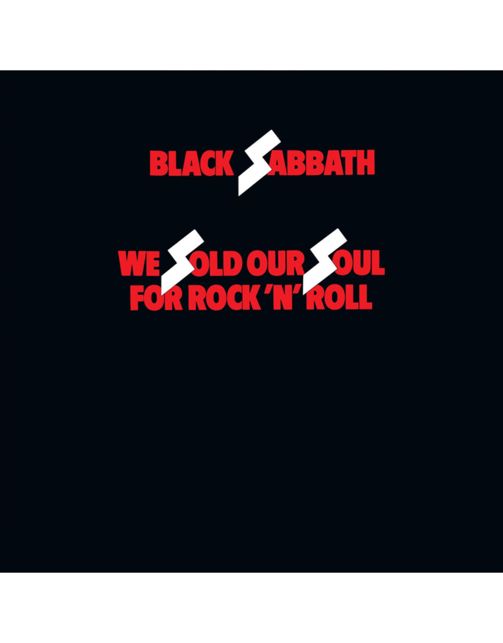 Black Sabbath - We Sold Our Souls For Rock N Roll (Red Vinyl)