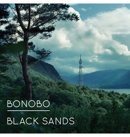 Bonobo - Black Sands (10 Anniversary) [Red Vinyl]