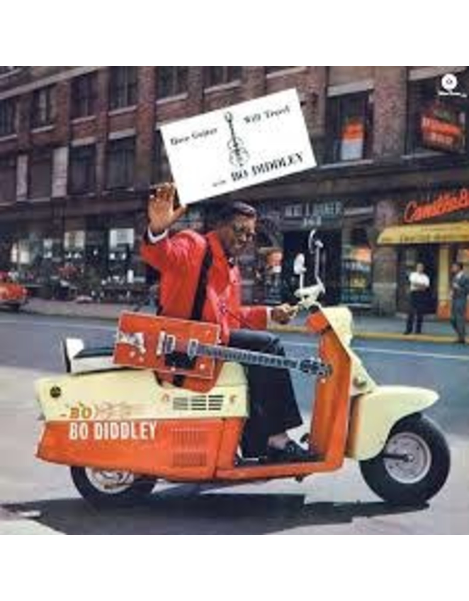 Bo Diddley - Have Guitar, Will Travel